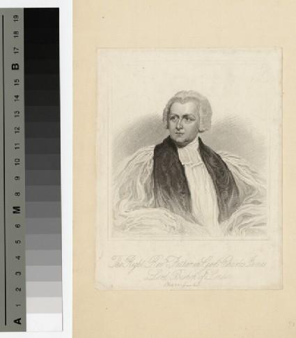 Blomfield, Bishop C.J