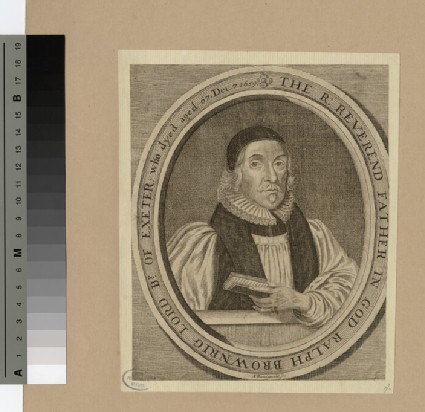 Portrait of Bishop Brownrigg