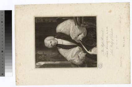 Portrait of John Buckner
