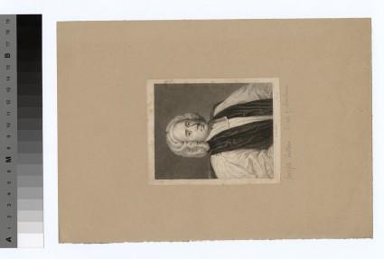 Portrait of Bishop J. Butler