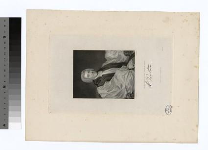 Portrait of William Carey, Bishop of Exeter