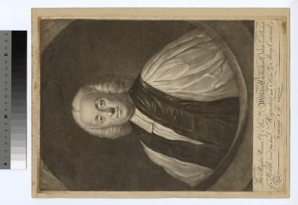 Portrait of Bishop Carmichael