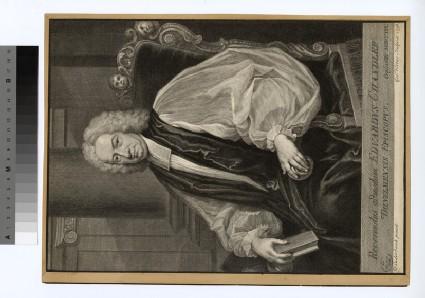 Portrait of Bishop Chandler