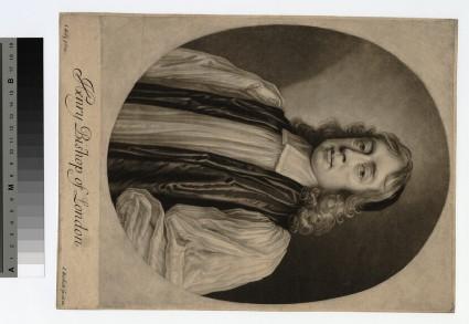 Portrait of Henry Compton, Bishop of London