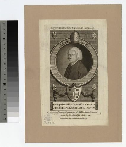 Cornwallis, Bishop