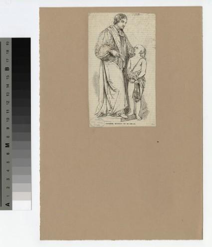 Portrait of Bishop Corrie