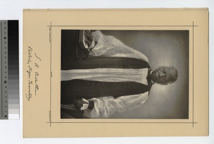 Portrait of Bishop Crowther