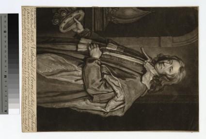 Portrait of Bishop Crewe
