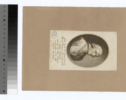 Portrait of Bishop Douglass