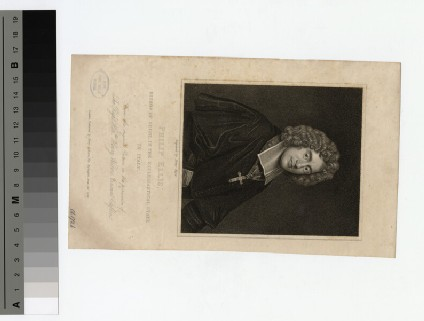 Portrait of Bishop Ellis