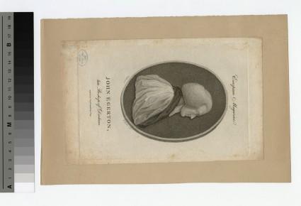 Portrait of Bishop Egerton