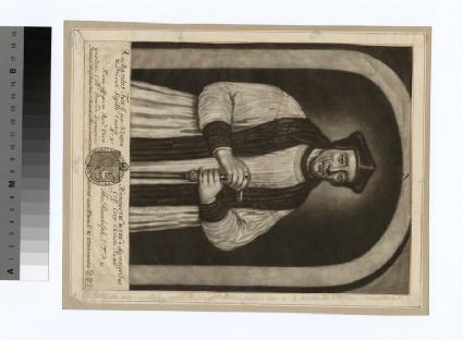 Portrait of Bishop Fox