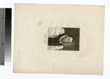 Portrait of Bishop W. Forbes