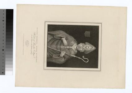 Portrait of Bishop Fleming