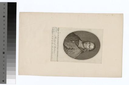 Portrait of Bonaventura Giffard