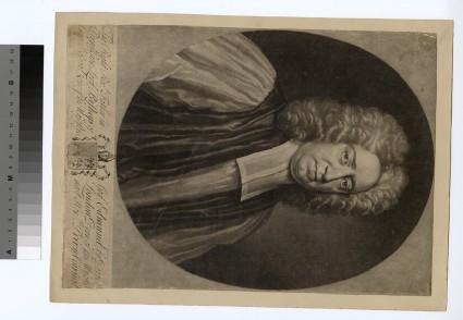 Portrait of Bishop Gibson