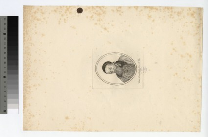 Portrait of Bishop Goodrick