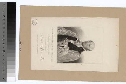Portrait of Bishop Griswold