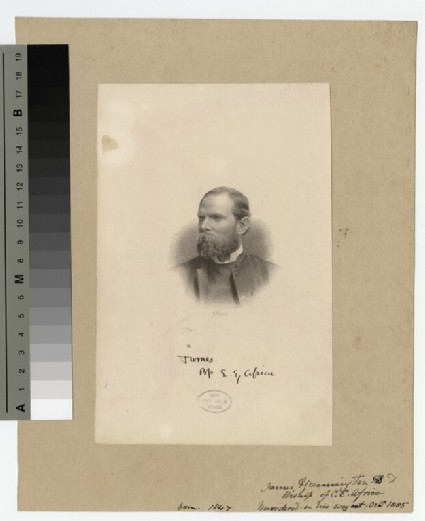 Portrait of Bishop Hannington