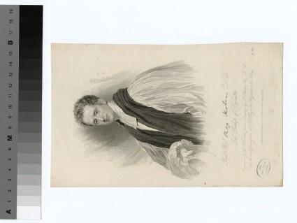 Portrait of Bishop Heber