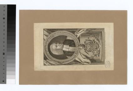 Portrait of Bishop Hinchliffe