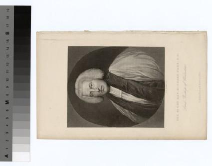 Portrait of Bishop R. Hurd