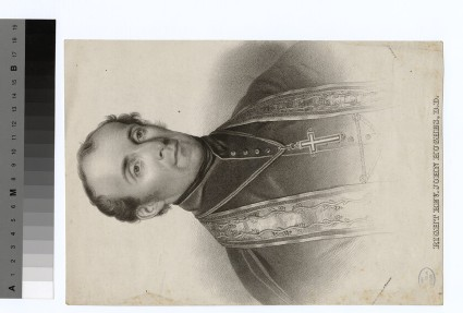 Portrait of John Hughes, DD