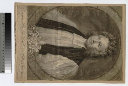Portrait of Bishop G. Hooper