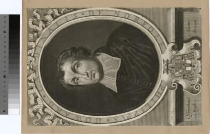 Portrait of Cardinal Howard