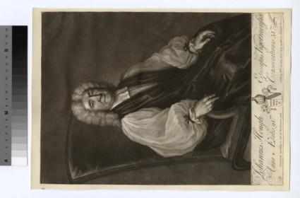 Portrait of Bishop Hough