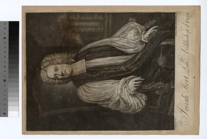 Portrait of Bishop Josiah Hort