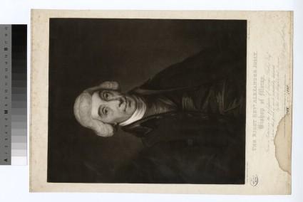 Portrait of Bishop Alex Jolly