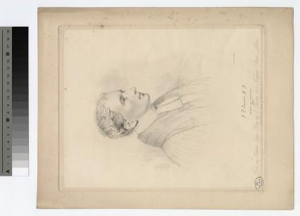 Portrait of Bishop J. James