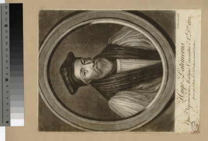Portrait of Bishop Latimer