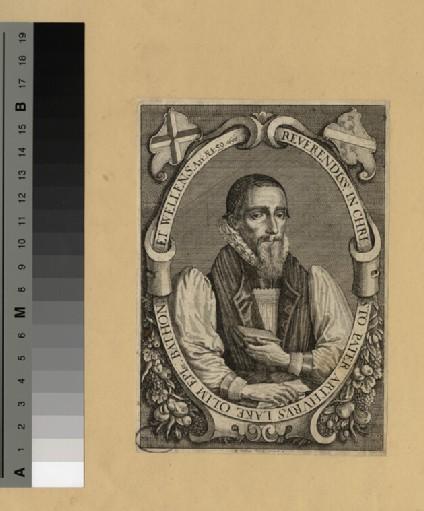 Portrait of Bishop A. Lake