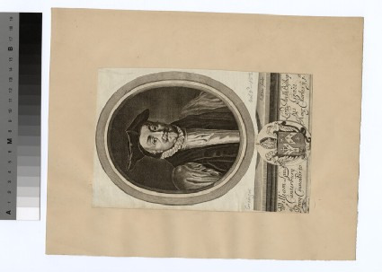 Portrait of Archbishop Laud