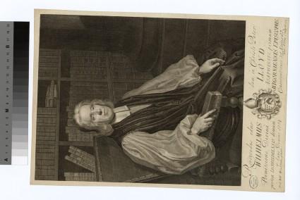Portrait of Bishop W. Lloyd