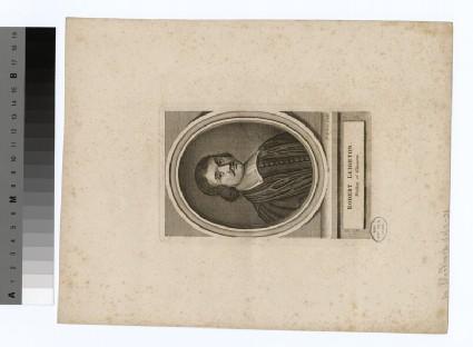 Portrait of Bishop Leighton