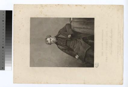 Portrait of Bishop J. P. Lee