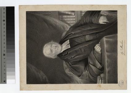 Portrait of Bishop Madan