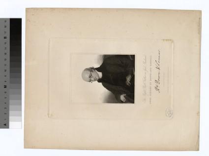 Portrait of Bishop Richard Mant