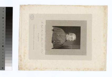 Portrait of Bishop J. Milner