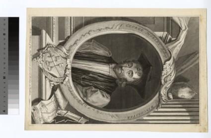 Portrait of Bishop Morley