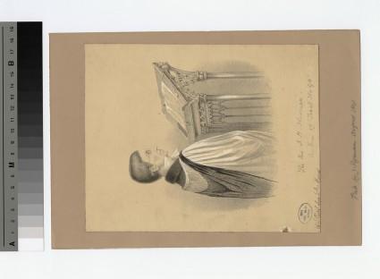 Portrait of JH Newman