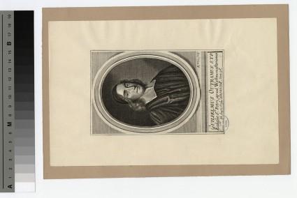 Portrait of W. Outram