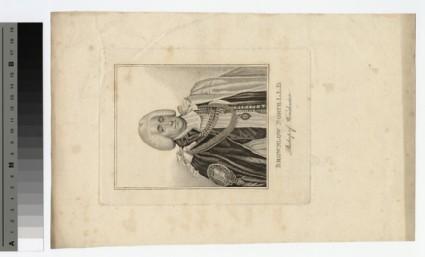 Portrait of Bishop B. North