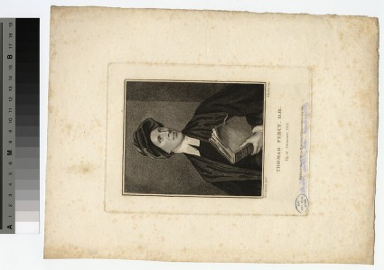 Portrait of Bishop Percy