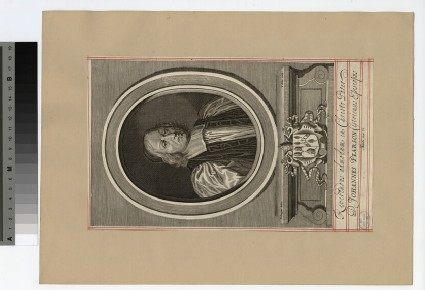Portrait of Bishop J. Pearson