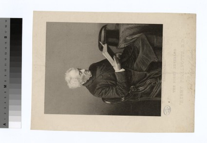 Portrait of Bishop H. Phillpotts