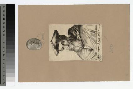 Portrait of R. Pole